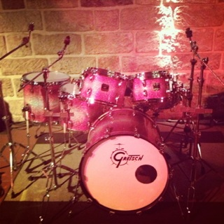 Saturday's Drum Kit
